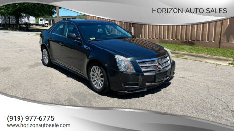 2011 Cadillac CTS for sale at Horizon Auto Sales in Raleigh NC