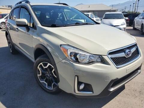 2016 Subaru Crosstrek for sale at M AUTO, INC in Millcreek UT