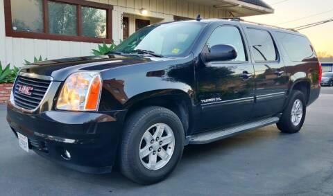 2011 GMC Yukon XL for sale at Apollo Auto El Monte in El Monte CA