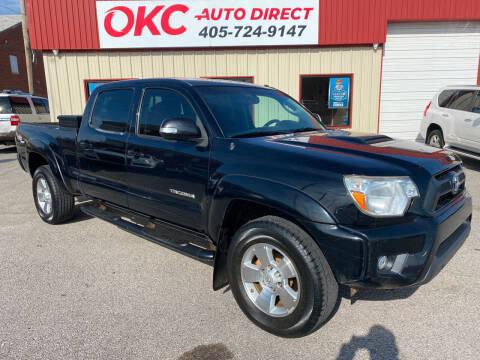 2013 Toyota Tacoma for sale at OKC Auto Direct in Oklahoma City OK