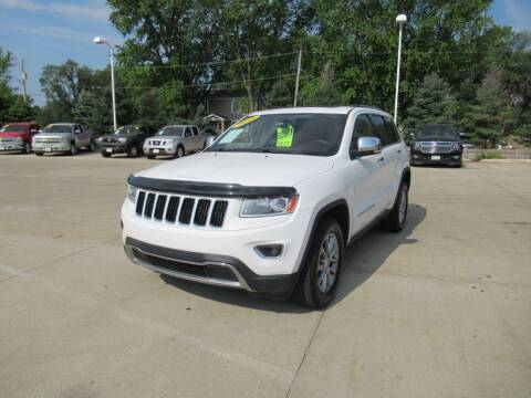2014 Jeep Grand Cherokee for sale at Aztec Motors in Des Moines IA