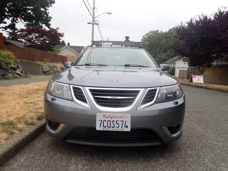2010 Saab 9-3 for sale at INTEGRITY AUTO SALES LLC in Seattle WA