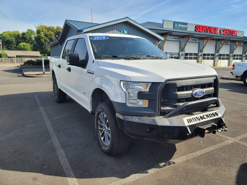 2016 Ford F-150 for sale at Brookwood Auto Group in Forest Grove OR