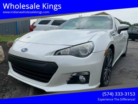 2014 Subaru BRZ for sale at Wholesale Kings in Elkhart IN
