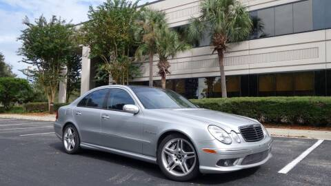 2003 Mercedes-Benz E-Class for sale at Precision Auto Source in Jacksonville FL