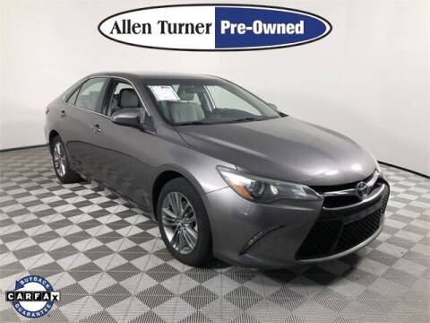 2017 Toyota Camry for sale at Allen Turner Hyundai in Pensacola FL