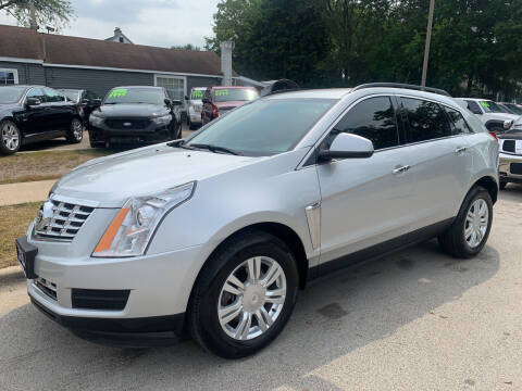 2014 Cadillac SRX for sale at CPM Motors Inc in Elgin IL