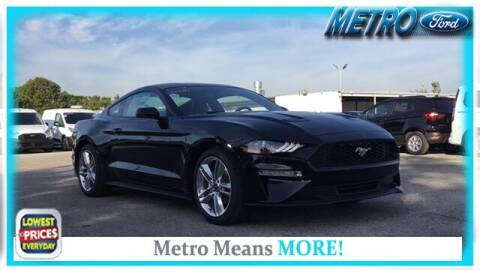 2020 Ford Mustang for sale at Your First Vehicle in Miami FL