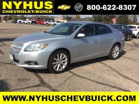 2013 Chevrolet Malibu for sale at Nyhus Chevrolet Buick in Staples MN