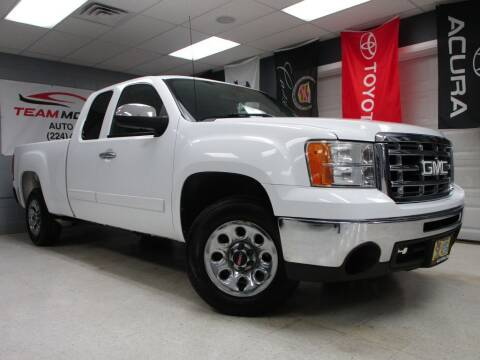 2011 GMC Sierra 1500 for sale at TEAM MOTORS LLC in East Dundee IL