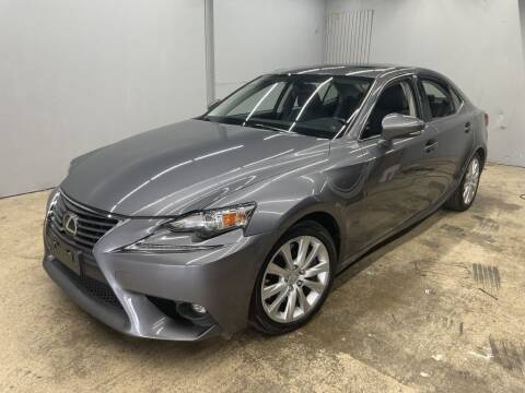 2016 Lexus IS 200t for sale at Flash Auto Sales in Garland TX