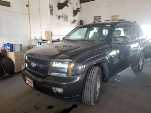 2007 Chevrolet TrailBlazer for sale at PYRAMID MOTORS - Pueblo Lot in Pueblo CO