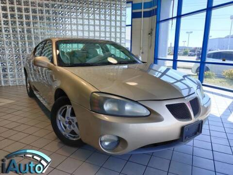 2004 Pontiac Grand Prix for sale at iAuto in Cincinnati OH