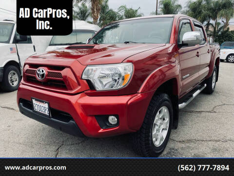 2006 Toyota Tacoma for sale at AD CarPros, Inc. in Whittier CA