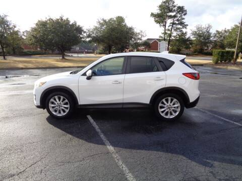 2013 Mazda CX-5 for sale at BALKCUM AUTO INC in Wilmington NC