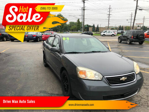 2008 Chevrolet Malibu Classic for sale at Drive Max Auto Sales in Warren MI