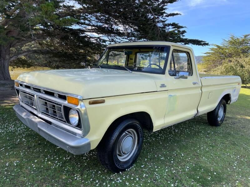 1977 Ford F-150 for sale at Dodi Auto Sales in Monterey CA