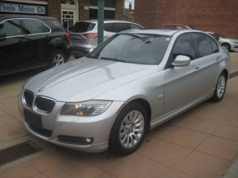 2009 BMW 3 Series for sale at Theis Motor Company in Reading OH