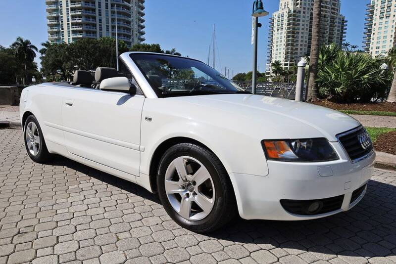 2005 Audi A4 for sale at Choice Auto in Fort Lauderdale FL