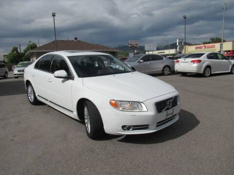 2012 Volvo S80 for sale at Crown Auto in South Salt Lake City UT