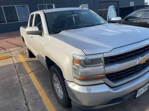 2018 Chevrolet Silverado 1500 for sale at FREDY KIA USED CARS in Houston TX