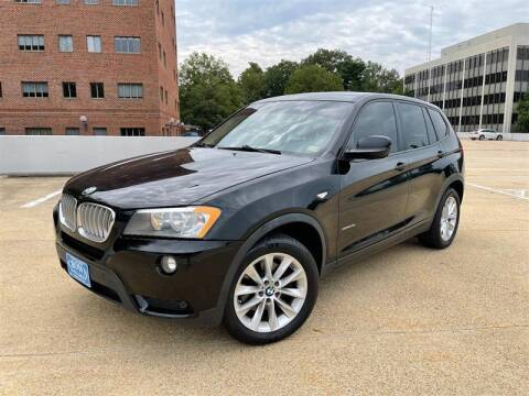 2013 BMW X3 for sale at Crown Auto Group in Falls Church VA