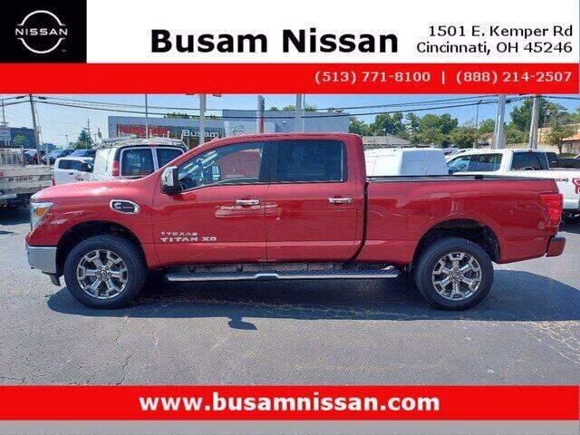 2019 Nissan Titan XD for sale in Cincinnati, OH