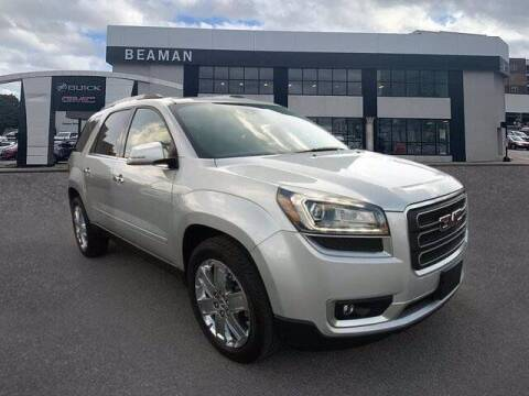 2017 GMC Acadia Limited for sale at BEAMAN TOYOTA - Beaman Buick GMC in Nashville TN