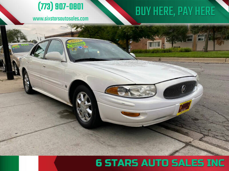 2004 Buick LeSabre for sale at 6 STARS AUTO SALES INC in Chicago IL