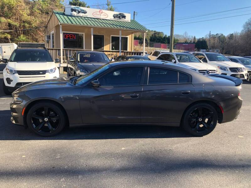 2016 Dodge Charger for sale at Luxury Auto Innovations in Flowery Branch GA