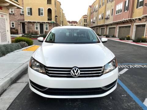 2014 Volkswagen Passat for sale at Hi5 Auto in Fremont CA