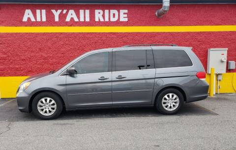 2010 Honda Odyssey for sale at Big Daddy's Auto in Winston-Salem NC