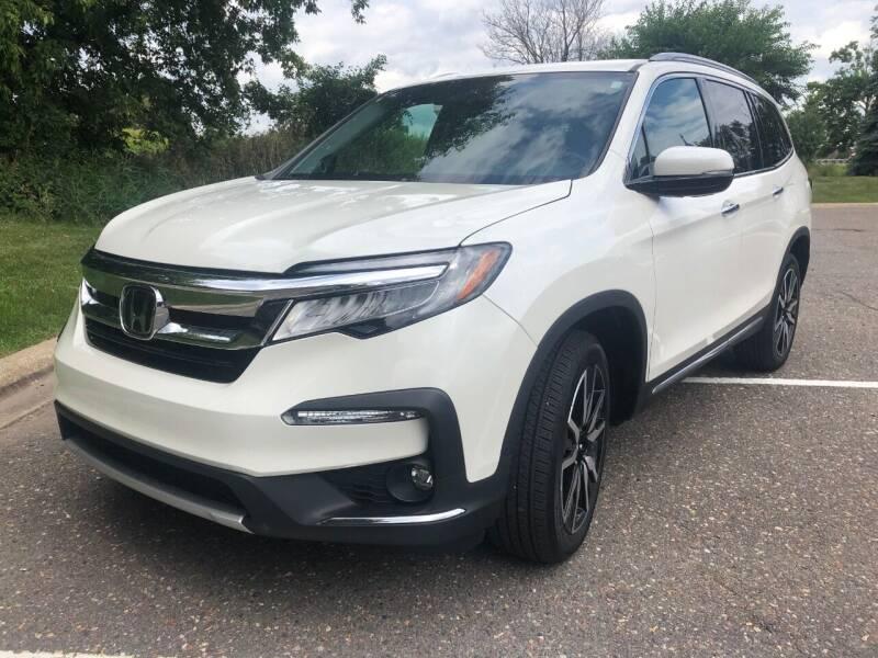 2019 Honda Pilot for sale at MOTORS 88 in New Brighton MN