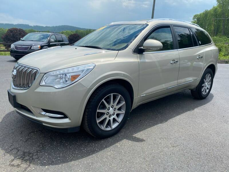 2013 Buick Enclave for sale at Pine Grove Auto Sales LLC in Russell PA