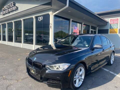 2014 BMW 3 Series for sale at Prestige Pre - Owned Motors in New Windsor NY