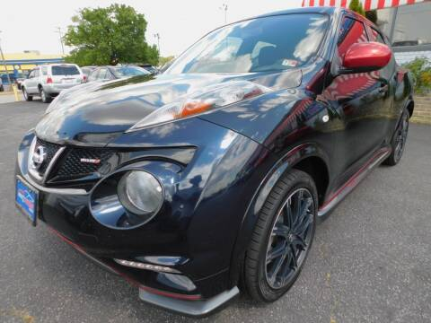 2014 Nissan JUKE for sale at Mack 1 Motors in Fredericksburg VA