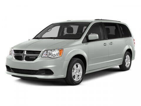 2014 Dodge Grand Caravan for sale at Stephen Wade Pre-Owned Supercenter in Saint George UT