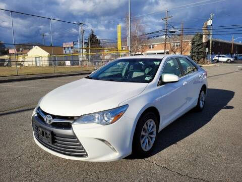 2015 Toyota Camry for sale at Millennium Auto Group in Lodi NJ