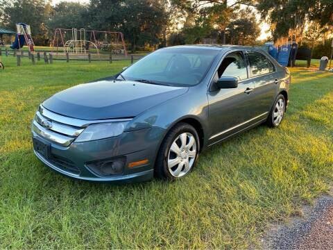2011 Ford Fusion for sale at DRIVELINE in Savannah GA