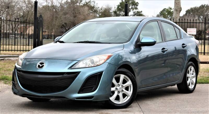 2011 Mazda MAZDA3 for sale at Texas Auto Corporation in Houston TX