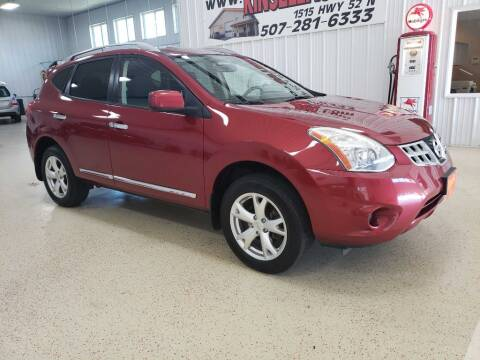 2011 Nissan Rogue for sale at Kinsellas Auto Sales in Rochester MN