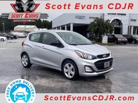 2020 Chevrolet Spark for sale at SCOTT EVANS CHRYSLER DODGE in Carrollton GA