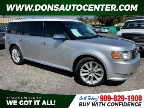2011 Ford Flex for sale at Dons Auto Center in Fontana CA