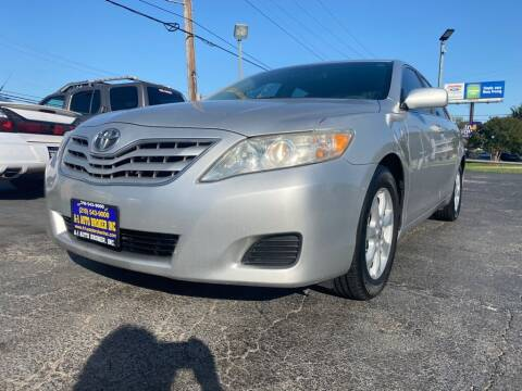 2010 Toyota Camry for sale at A-1 Auto Broker Inc. in San Antonio TX