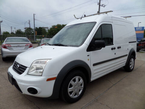 2012 Ford Transit Connect for sale at West End Motors Inc in Houston TX