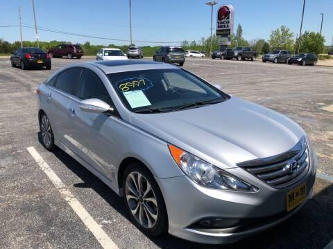 2014 Hyundai Sonata for sale at MnM The Next Generation in Jefferson City MO