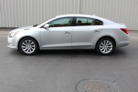 2014 Buick LaCrosse for sale at Lansing Auto Mart in Lansing KS