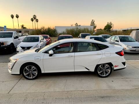 2018 Honda Clarity Plug-In Hybrid for sale at Destination Motors in Temecula CA