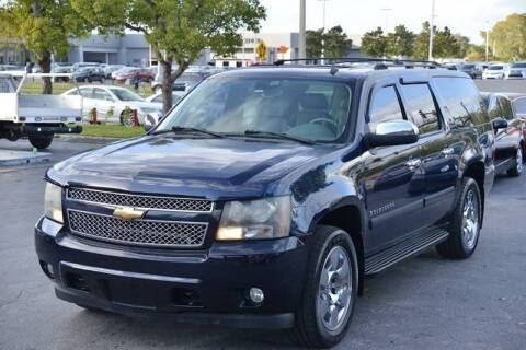 2007 Chevrolet Suburban for sale at Motor Car Concepts II - Apopka Location in Apopka FL