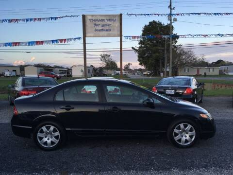 2007 Honda Civic for sale at Affordable Autos II in Houma LA